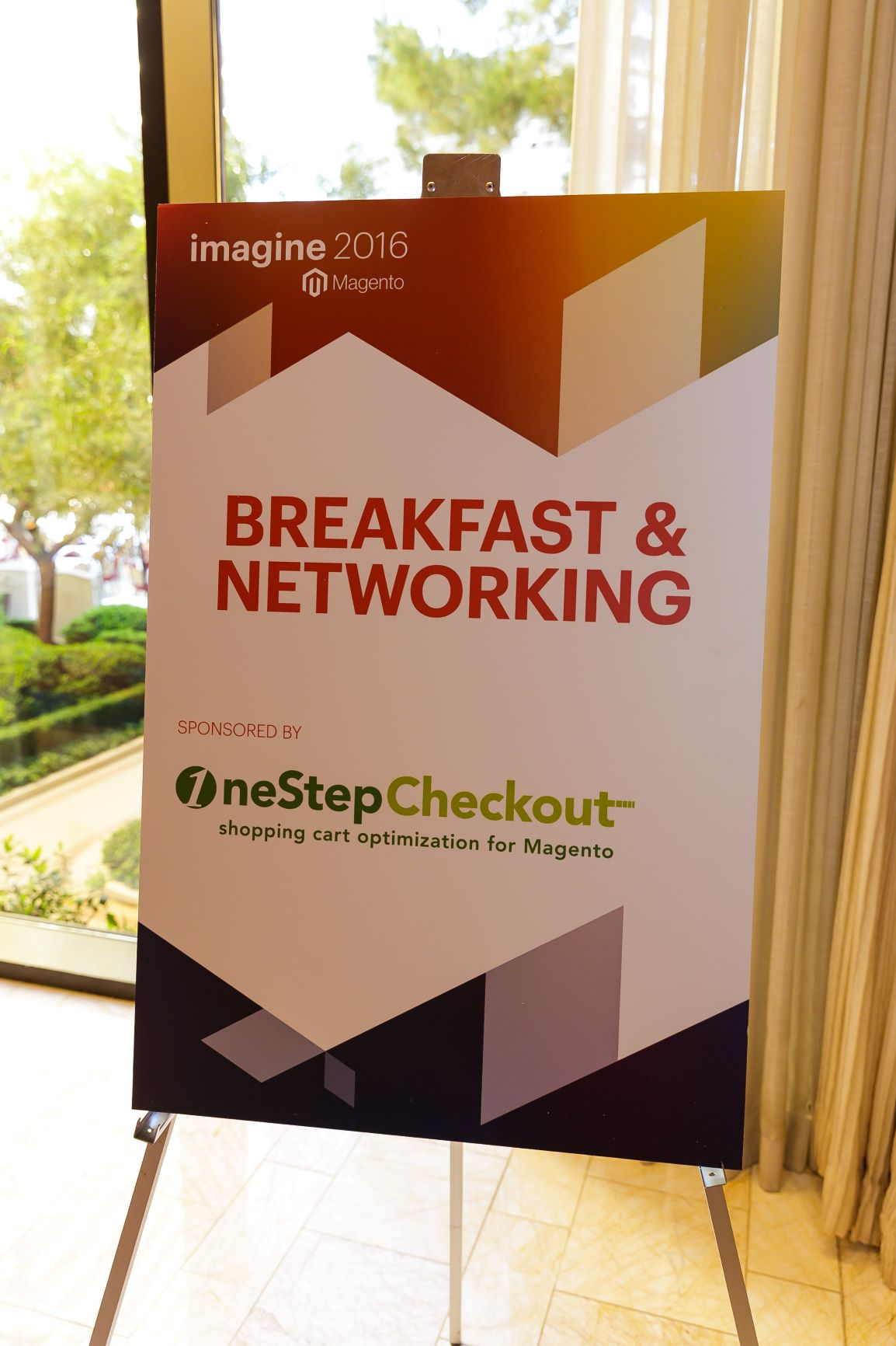 OneStepCheckout Sponsors at Magento Imagine 2016