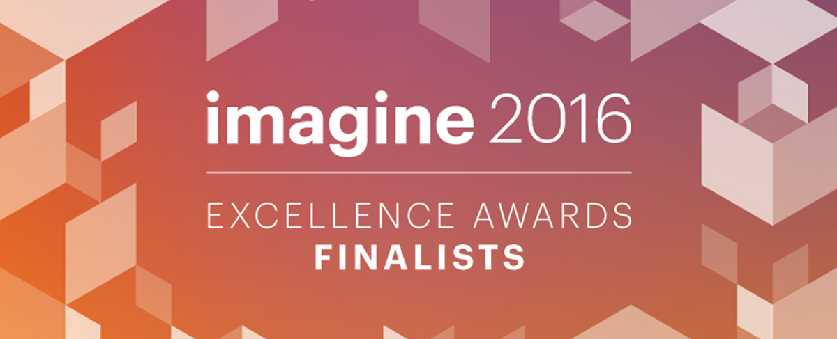 Imagine 2016 Excellence Awards Finalists
