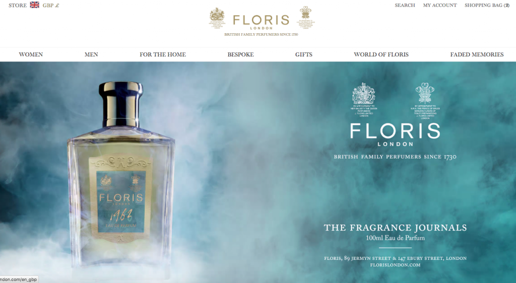 Floris by Digital Boutique at eCommerce Expo London