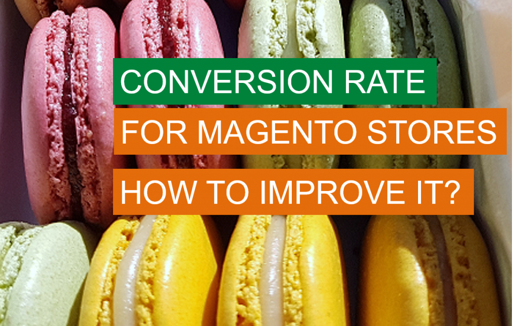 Conversion rate Magento