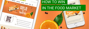 eCommerce to WIN in the Food and Beverage Market
