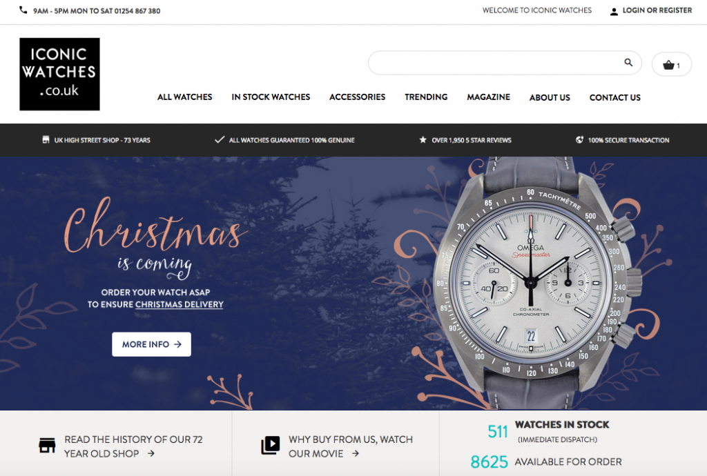 ECommerce Watch
