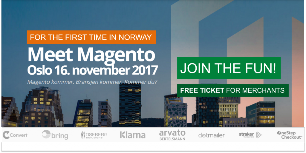 Meet Magento Norway