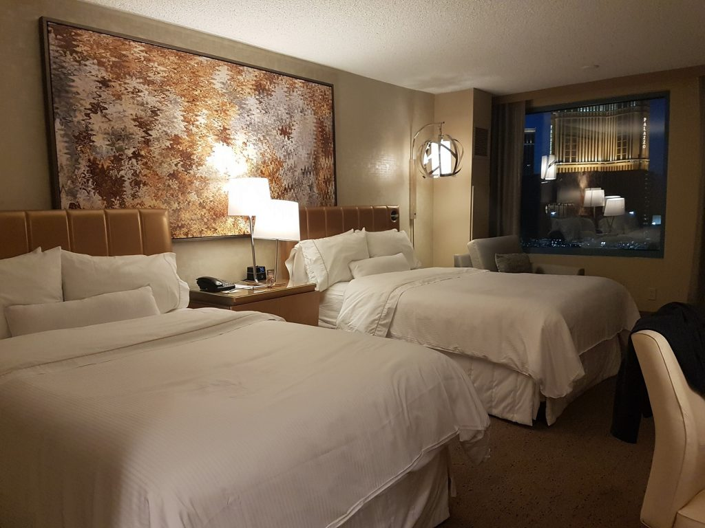 Room at the Westin Las Vegas