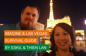 Magento imagine 2018 las vegas survival guide by eskil and thien lan
