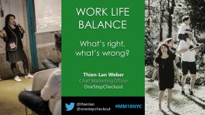 Work Life Balance what's right what's wrong