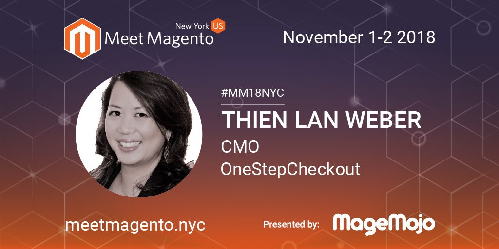 OneStepCheckout at Meet Magento New York