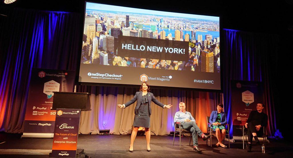 Talk about work life balance at Meet Magento New York 2018