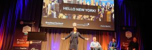 Talk about work life balance at Meet Magento New York 2018