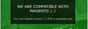 OneStepCheckout compatible with Magento 2.3