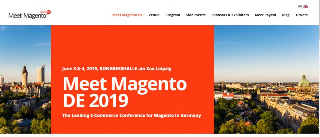 Meet Magento Germany 2019