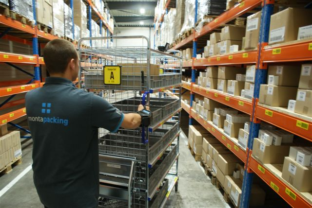 Ergomax warehouse