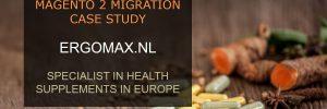 Ergomax Magento 2 Migration