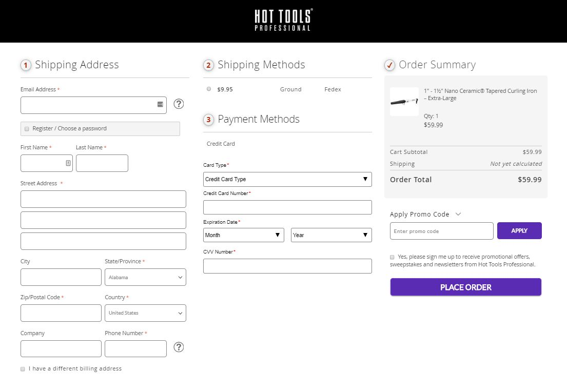 Hottools Checkout powered by OneStepCheckout for Magento 2
