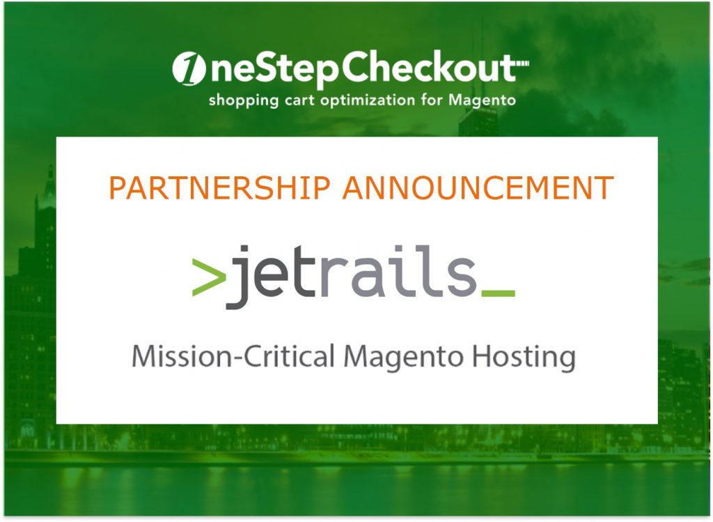 One Step Checkout Jetrails Hosting