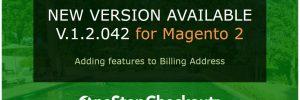 OneStepCheckout Magento 2 v1-2-042 new version 2020
