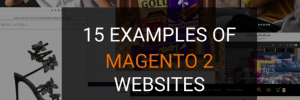 15 NEW examples of Magento 2 stores and their high converting checkout