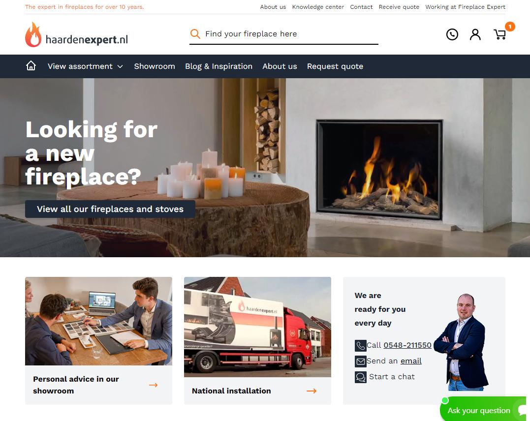 Magento store using Hyva and OneStepCheckout for Magento 2